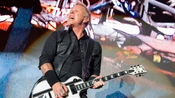 James Hetfield fala seu momento favorito no show do Metallica