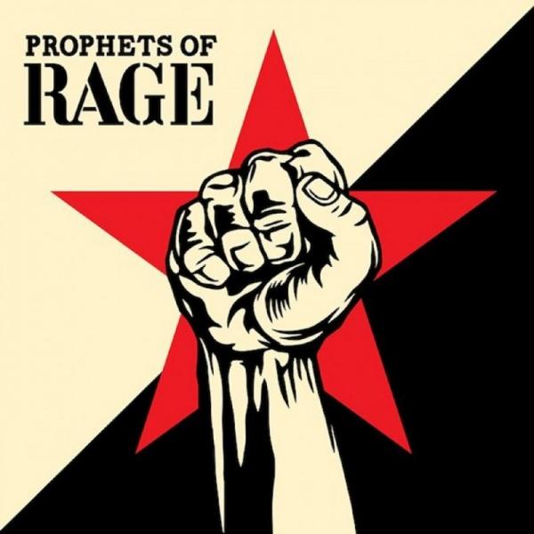 "Prophets of Rage lança nova música, ""Living On The 110"""
