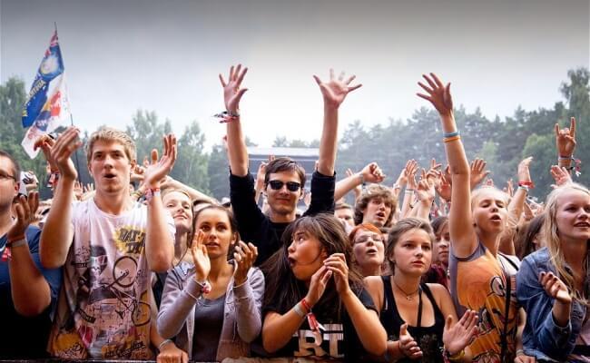Spotify revela bandas de Rock mais ouvidas no mundo e no Brasil