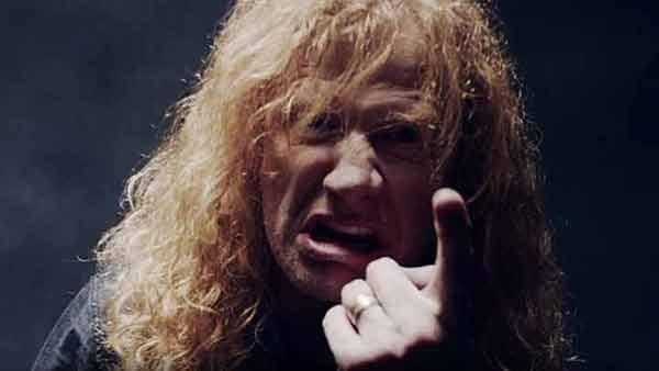 Vídeo compila momentos de Dave Mustaine dando broncas em shows