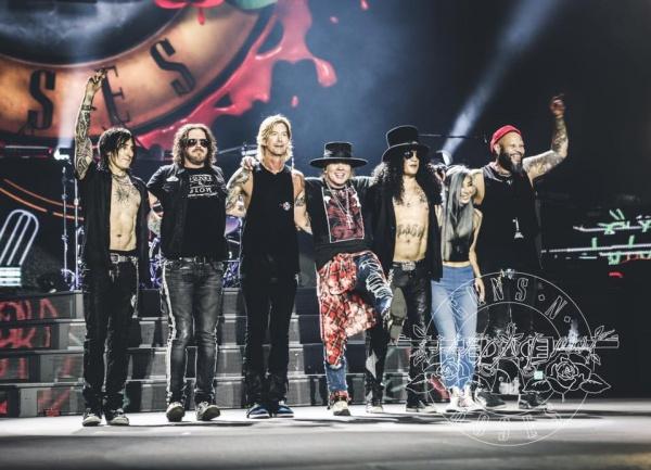 Resenha: Guns N' Roses em Miami