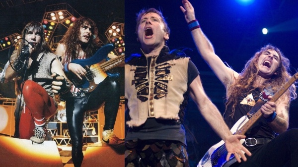 "Evolução de ""The Number Of The Beast"" do Iron Maiden através das décadas"