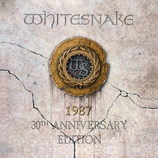 Whitesnake lançará edição de 30 anos de álbum auto-intitulado