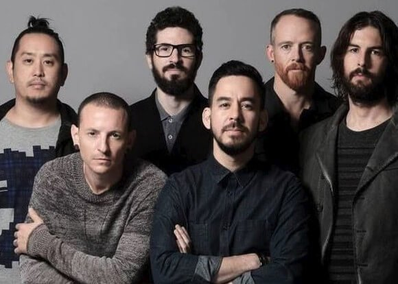 Linkin park far evento pblico em homenagem a chester bennington stopboris