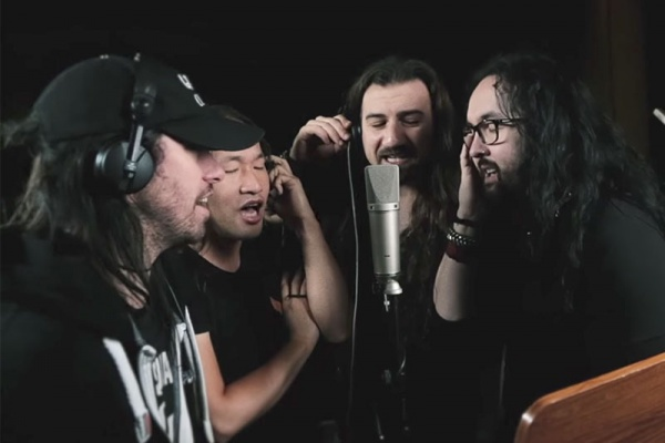 "Dragonforce lança novo clipe, ""Midnight Madness"""
