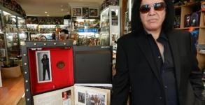 Gene Simmons virá ao Brasil para conhecer seus fãs
