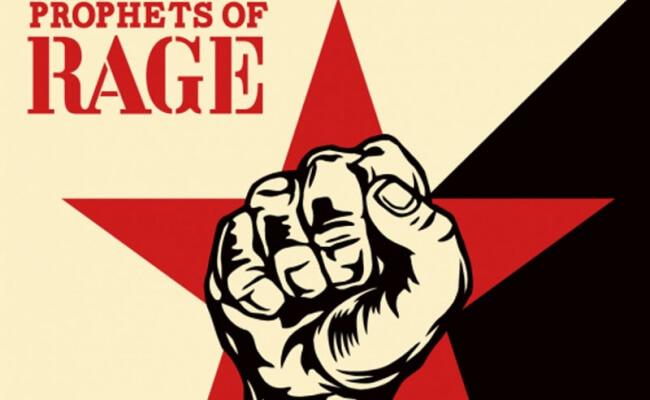 Prophets Of Rage lança primeiro disco de estúdio