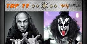 Top 11: Hinos do Heavy Metal