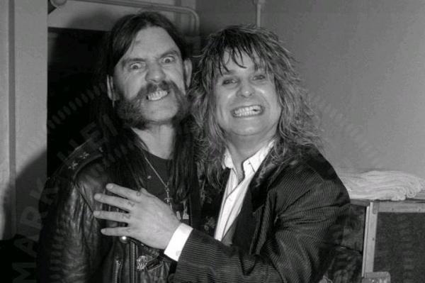 Ozzy fala sobre sentir saudade de Lemmy