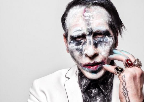 Marilyn Manson lança música e anuncia data de novo álbum