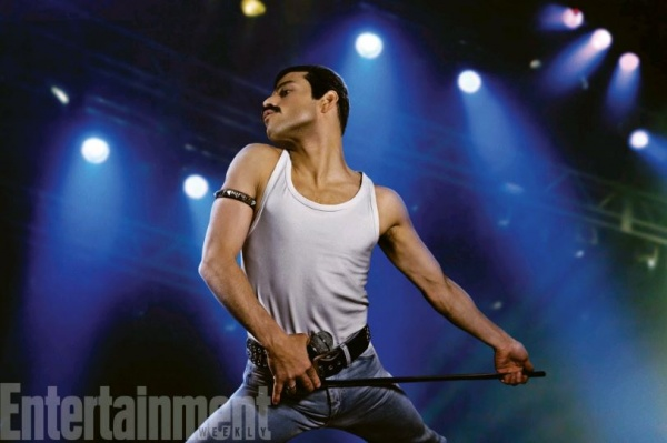 Novas fotos do filme do Queen, Bohemian Rhapsody