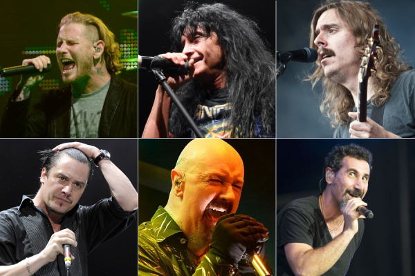 Vote: Qual é o vocalista mais versátil?