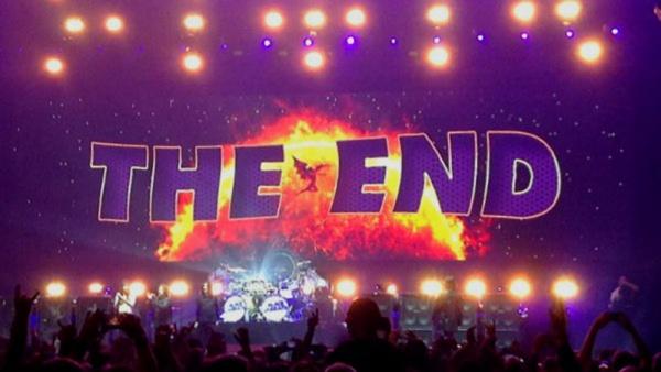 Black Sabbath divulga detalhes sobre seu DVD The End