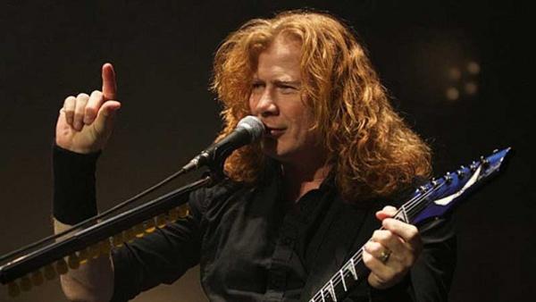 """Dave Mustaine: """"Minha visão para o Megadeth era destruir o Metallica e não morar em uma van"""""""