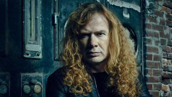 Megadeth: Dave Mustaine fala sobre cancelamento da turnê com Scorpions
