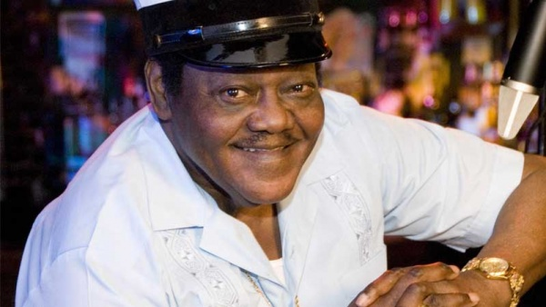 Morreu Fats Domino, pioneiro do rock and roll