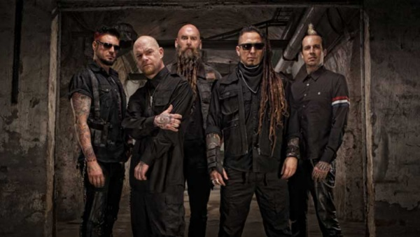 Novos discos: Five Finger Death Punch, Burn The Priest, Amorphis e mais