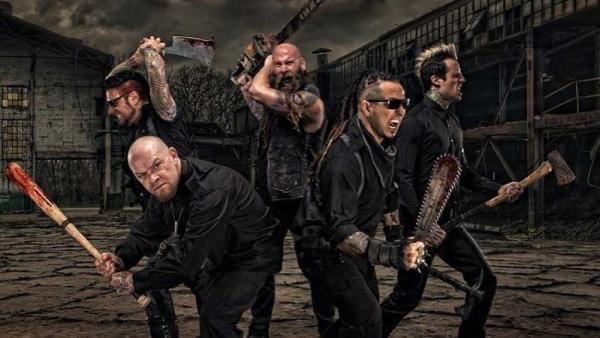Five Finger Death Punch é eleita a melhor banda da atualidade