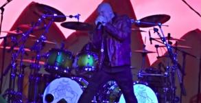 Helloween faz primeiro show com Michael Kiske e Kai Hansen
