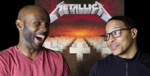 """Lost In Vegas reage a """"Master Of Puppets"""" do Metallica"""