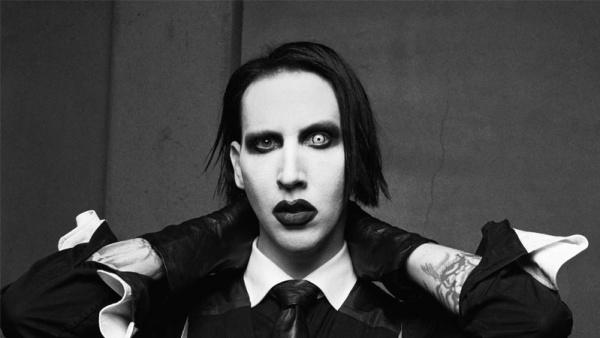 Marilyn Manson revela que está finalizando novo disco de estúdio