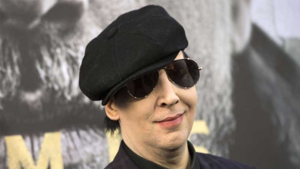 Marilyn Manson fará cover de Johnny Cash para trilha sonora de filme