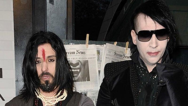 Marilyn Manson: Baixista Twiggy Ramirez é acusado de estupro
