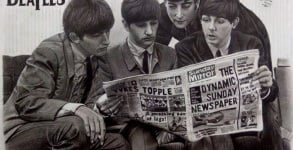 The Beatles por Milca Dias