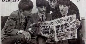 The Beatles por Milca Dias