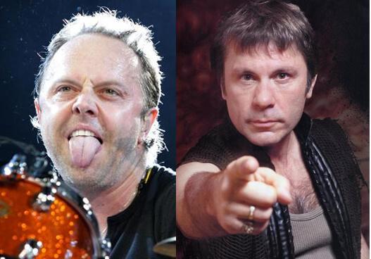 Bruce Dickinson explica porque disse que o Iron Maiden é melhor que o Metallica