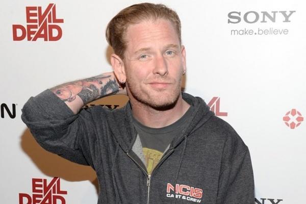 Corey Taylor diz que ainda não ouviu nada das novas composições do Slipknot