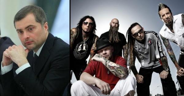 Guitarrista do Five Finger Death Punch responde a assessor do presidente da Rússia, Vladimir Putin