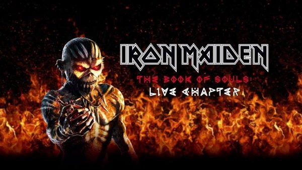 "Iron Maiden disponibiliza ""The Book Of Souls: Live Chapter"" na íntegra gratuitamente"