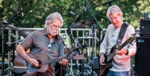 Bob Weir e Phil Lesh do Grateful Dead
