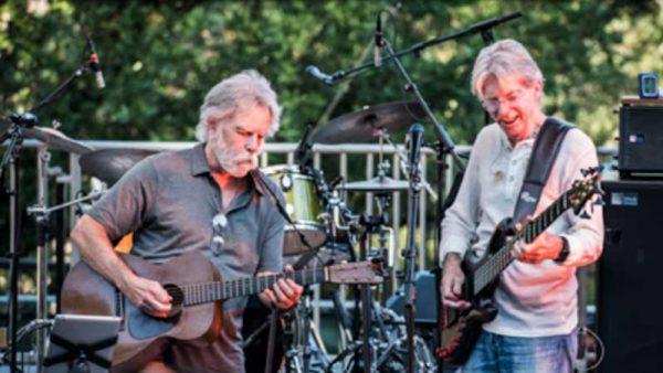 Grateful Dead: Bob Weir e Phil Lesh sairão em turnê juntos