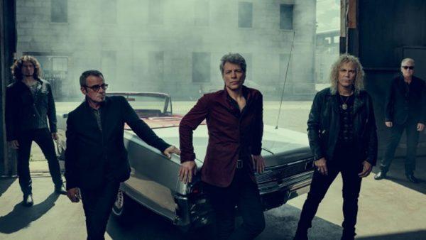 Bon Jovi vence votação online do Rock And Roll Hall Of Fame e Judas Priest fica entre os cinco mais votados