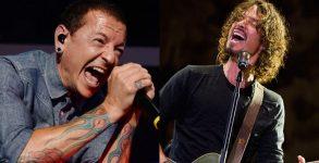 Chester Bennington e Chris Cornell