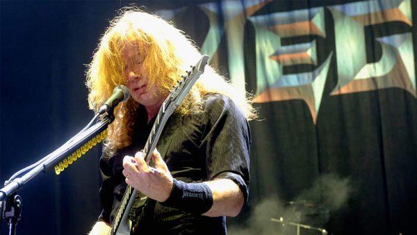 Megadeth começa gravação de novo disco; veja fotos