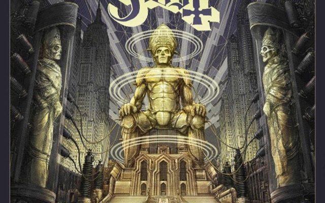 "Ghost lança álbum duplo 'Ceremony And Devotion' e libera clipe de ""Absolution"""