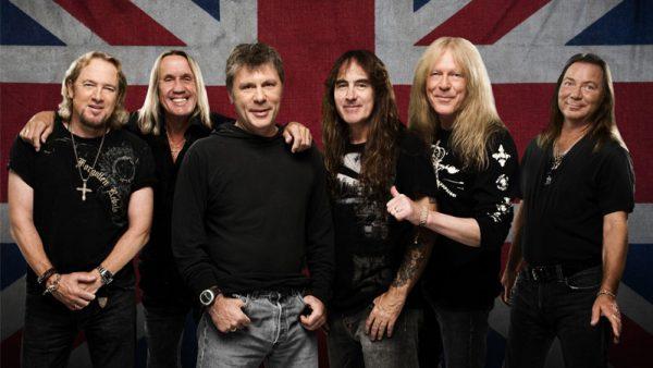 Iron Maiden responde acusações de direitos autorais de Dennis Willcock