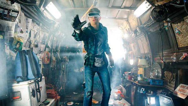 Resultado de imagem para o jogador número um novo filme de Spielberg