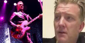 Em vídeo, Josh Homme pede desculpas por agressão a fotógrafa
