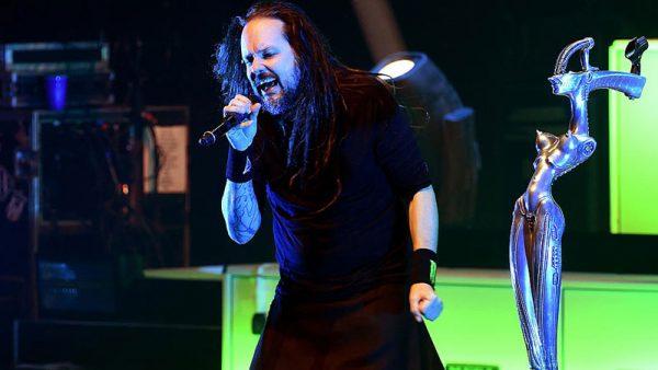 Korn está de volta aos estúdios para gravação de novo álbum