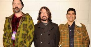 Kris Novoselic, Dave Grohl e Pat Smear