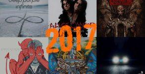 Retrospectiva 2017: Os melhores discos do ano