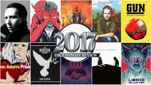 Classic Rock divulga lista dos melhores 50 álbuns do ano (segundo eles)
