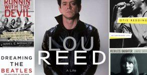 Os melhores livros sobre música de 2017 segundo a Rolling Stone