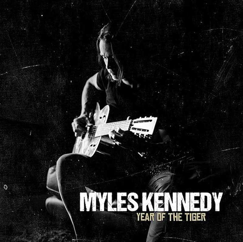 Myles Kennedy, disco Year Of The Tiger