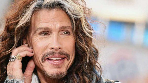 Steven Tyler inaugura abrigo para mulheres vítimas de abuso