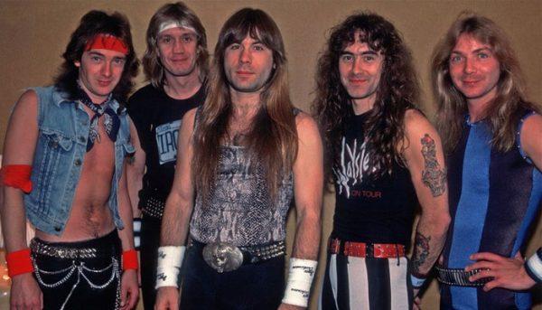 Bruce Dickinson revela que pensou em sair do Iron Maiden em 1985